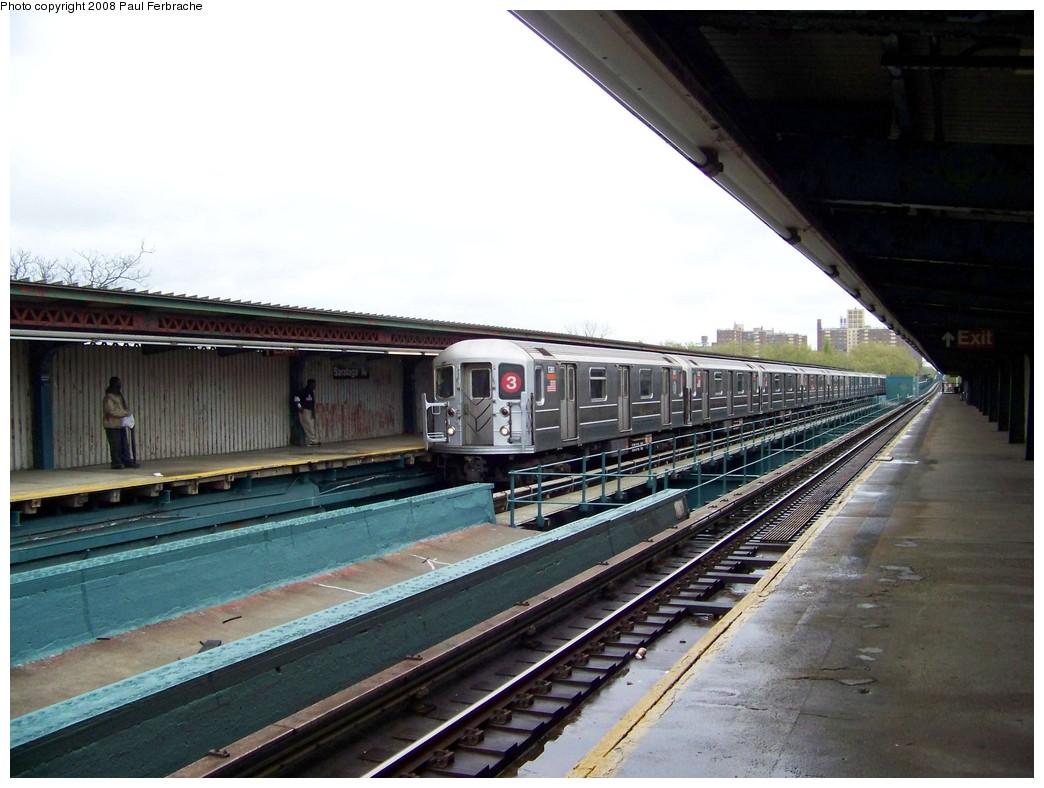 (202k, 1044x788)<br><b>Country:</b> United States<br><b>City:</b> New York<br><b>System:</b> New York City Transit<br><b>Line:</b> IRT Brooklyn Line<br><b>Location:</b> Saratoga Avenue <br><b>Route:</b> 3<br><b>Car:</b> R-62 (Kawasaki, 1983-1985)  1351 <br><b>Photo by:</b> Paul Ferbrache<br><b>Date:</b> 4/29/2008<br><b>Viewed (this week/total):</b> 0 / 1673