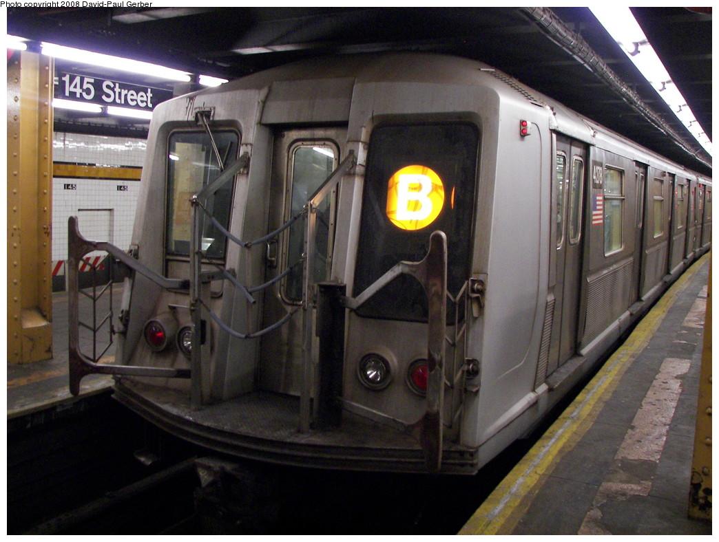 (274k, 1044x788)<br><b>Country:</b> United States<br><b>City:</b> New York<br><b>System:</b> New York City Transit<br><b>Line:</b> IND Concourse Line<br><b>Location:</b> 145th Street <br><b>Route:</b> B<br><b>Car:</b> R-40 (St. Louis, 1968)  4278 <br><b>Photo by:</b> David-Paul Gerber<br><b>Date:</b> 6/5/2008<br><b>Viewed (this week/total):</b> 1 / 1170