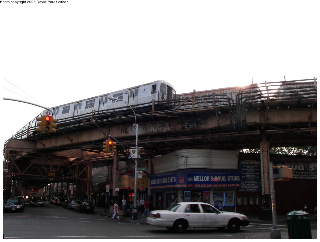 (209k, 1044x788)<br><b>Country:</b> United States<br><b>City:</b> New York<br><b>System:</b> New York City Transit<br><b>Line:</b> BMT Nassau Street/Jamaica Line<br><b>Location:</b> Crescent Street <br><b>Route:</b> J<br><b>Car:</b> R-42 (St. Louis, 1969-1970)  4783 <br><b>Photo by:</b> David-Paul Gerber<br><b>Date:</b> 6/11/2008<br><b>Viewed (this week/total):</b> 0 / 2403
