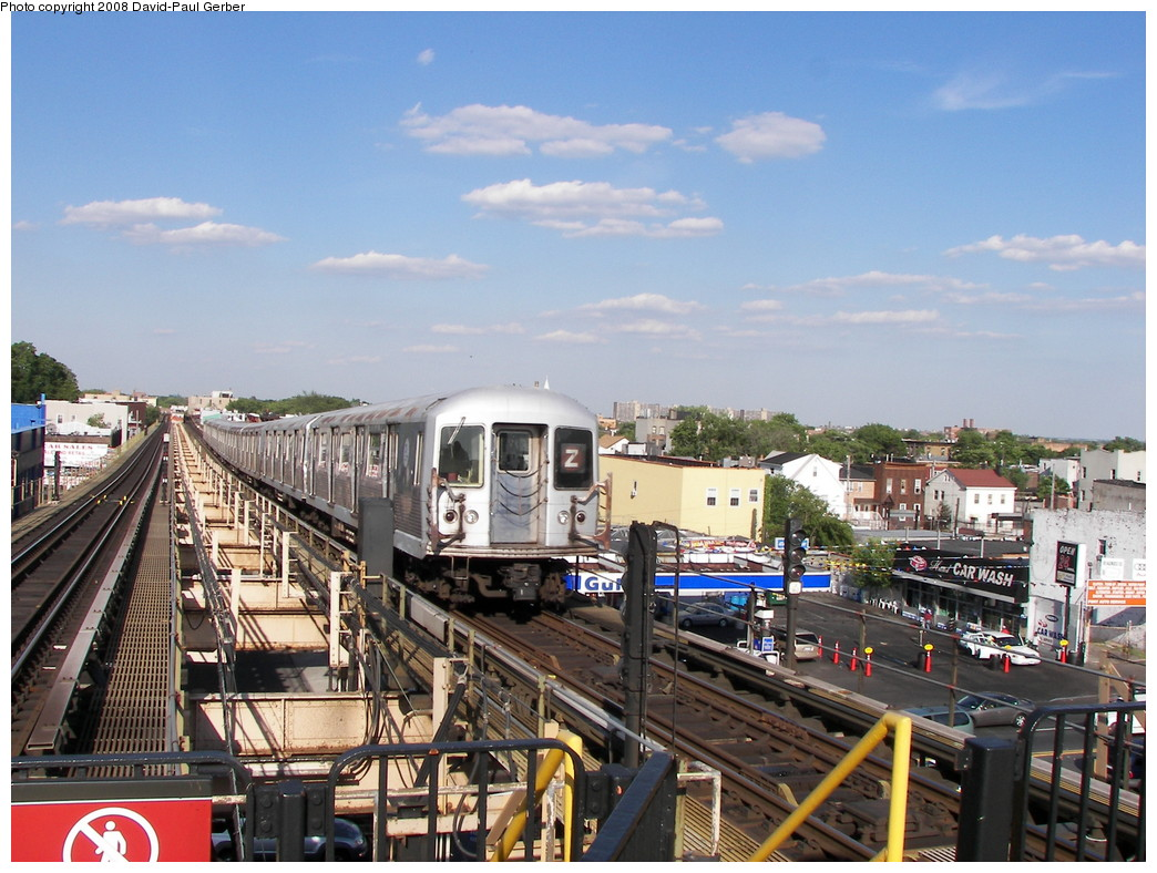 (299k, 1044x788)<br><b>Country:</b> United States<br><b>City:</b> New York<br><b>System:</b> New York City Transit<br><b>Line:</b> BMT Nassau Street/Jamaica Line<br><b>Location:</b> Alabama Avenue <br><b>Route:</b> Z<br><b>Car:</b> R-42 (St. Louis, 1969-1970)  4698 <br><b>Photo by:</b> David-Paul Gerber<br><b>Date:</b> 6/11/2008<br><b>Viewed (this week/total):</b> 2 / 3066