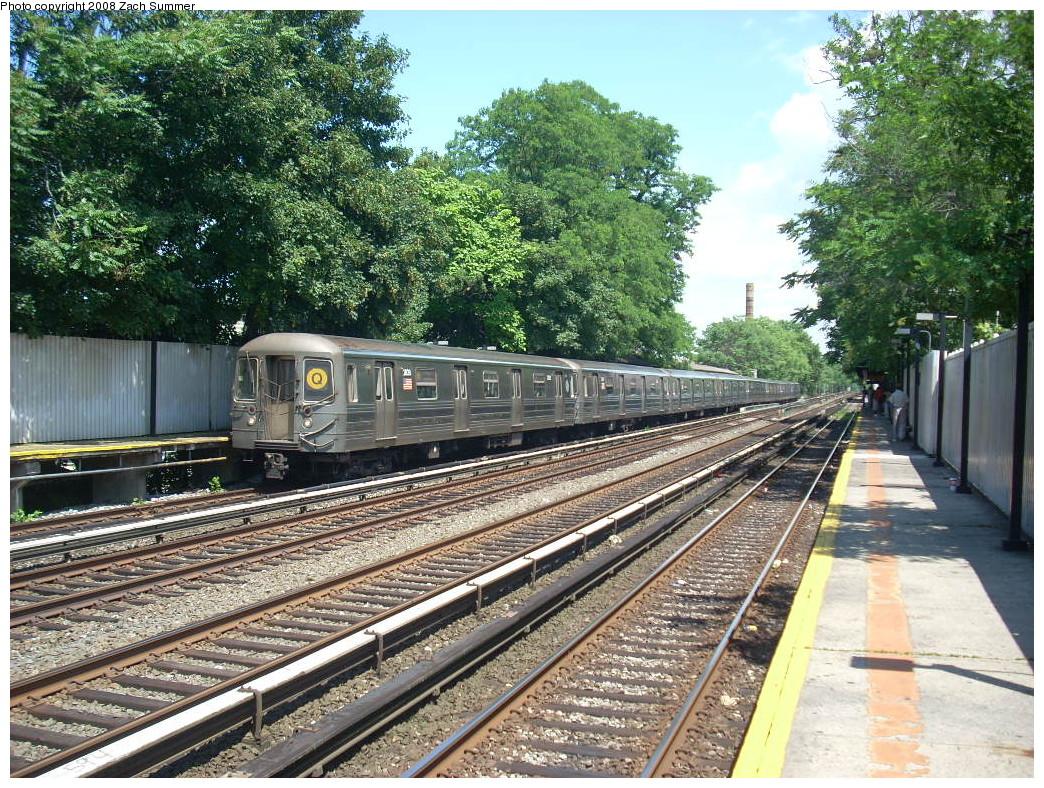 (405k, 1044x788)<br><b>Country:</b> United States<br><b>City:</b> New York<br><b>System:</b> New York City Transit<br><b>Line:</b> BMT Brighton Line<br><b>Location:</b> Avenue M <br><b>Route:</b> B<br><b>Car:</b> R-68 (Westinghouse-Amrail, 1986-1988)  2838 <br><b>Photo by:</b> Zach Summer<br><b>Date:</b> 6/24/2008<br><b>Viewed (this week/total):</b> 2 / 1918