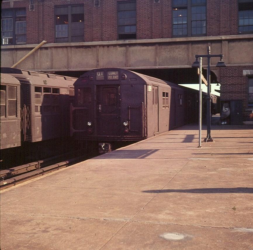 (190k, 866x854)<br><b>Country:</b> United States<br><b>City:</b> New York<br><b>System:</b> New York City Transit<br><b>Location:</b> Coney Island/Stillwell Avenue<br><b>Car:</b> R-30 (St. Louis, 1961)  <br><b>Photo by:</b> Brian J. Cudahy<br><b>Notes:</b> Track C at Stillwell Ave.<br><b>Viewed (this week/total):</b> 2 / 2159