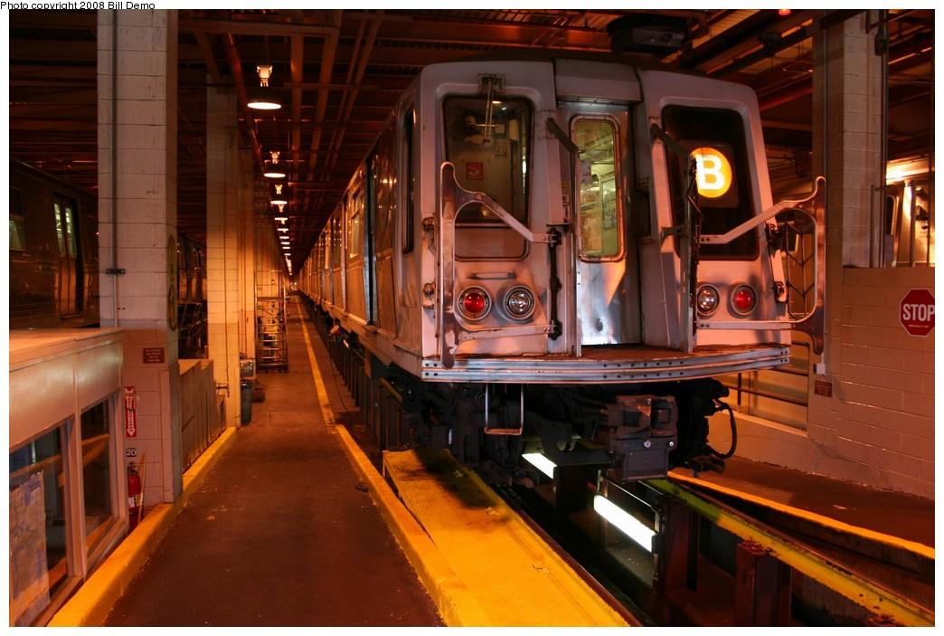 (196k, 1044x703)<br><b>Country:</b> United States<br><b>City:</b> New York<br><b>System:</b> New York City Transit<br><b>Location:</b> Coney Island Shop/Maint. & Inspection Shop<br><b>Car:</b> R-40 (St. Louis, 1968)   <br><b>Photo by:</b> Pete Monty<br><b>Collection of:</b> Bill Demo<br><b>Date:</b> 4/13/2008<br><b>Viewed (this week/total):</b> 5 / 1988