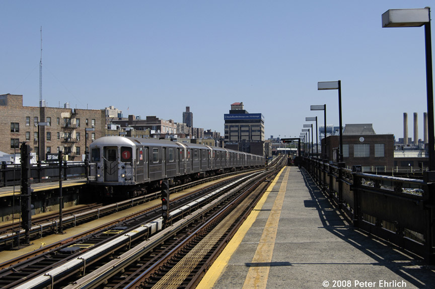 (183k, 864x574)<br><b>Country:</b> United States<br><b>City:</b> New York<br><b>System:</b> New York City Transit<br><b>Line:</b> IRT West Side Line<br><b>Location:</b> 207th Street <br><b>Car:</b> R-62A (Bombardier, 1984-1987)  2411 <br><b>Photo by:</b> Peter Ehrlich<br><b>Date:</b> 7/15/2008<br><b>Viewed (this week/total):</b> 0 / 1378
