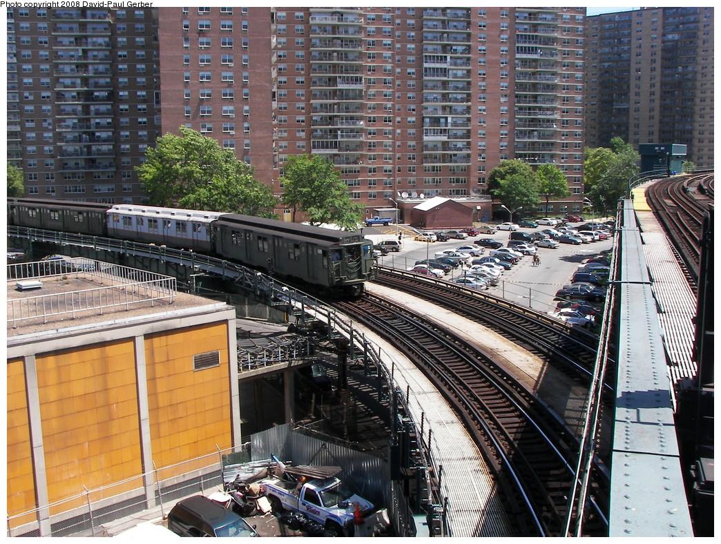 (399k, 1044x788)<br><b>Country:</b> United States<br><b>City:</b> New York<br><b>System:</b> New York City Transit<br><b>Line:</b> BMT Culver Line<br><b>Location:</b> West 8th Street <br><b>Route:</b> Transit Museum Nostalgia Train<br><b>Car:</b> R-9 (Pressed Steel, 1940)  1802 <br><b>Photo by:</b> David-Paul Gerber<br><b>Date:</b> 7/13/2008<br><b>Viewed (this week/total):</b> 0 / 1517