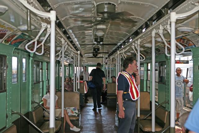 (113k, 640x426)<br><b>Country:</b> United States<br><b>City:</b> New York<br><b>System:</b> New York City Transit<br><b>Location:</b> Coney Island/Stillwell Avenue<br><b>Route:</b> Transit Museum Nostalgia Train<br><b>Car:</b> R-4 (American Car & Foundry, 1932-1933) 484 <br><b>Photo by:</b> Kieran J. O'Hagan<br><b>Date:</b> 7/13/2008<br><b>Viewed (this week/total):</b> 1 / 2029