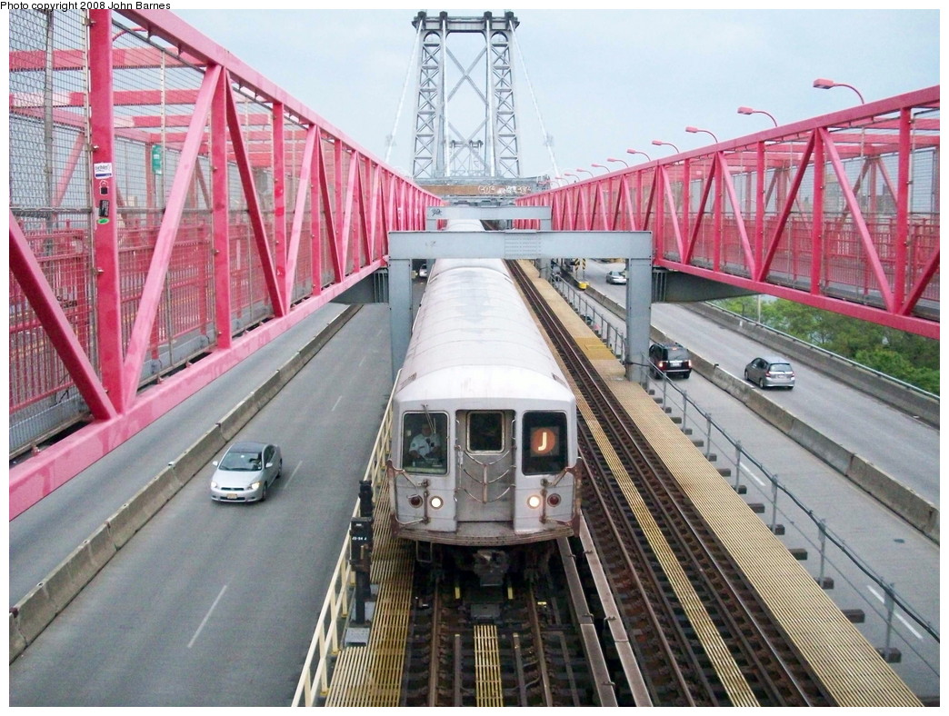 (285k, 1044x788)<br><b>Country:</b> United States<br><b>City:</b> New York<br><b>System:</b> New York City Transit<br><b>Line:</b> BMT Nassau Street/Jamaica Line<br><b>Location:</b> Williamsburg Bridge<br><b>Route:</b> J<br><b>Car:</b> R-42 (St. Louis, 1969-1970)  4769 <br><b>Photo by:</b> John Barnes<br><b>Date:</b> 7/27/2008<br><b>Viewed (this week/total):</b> 0 / 1363