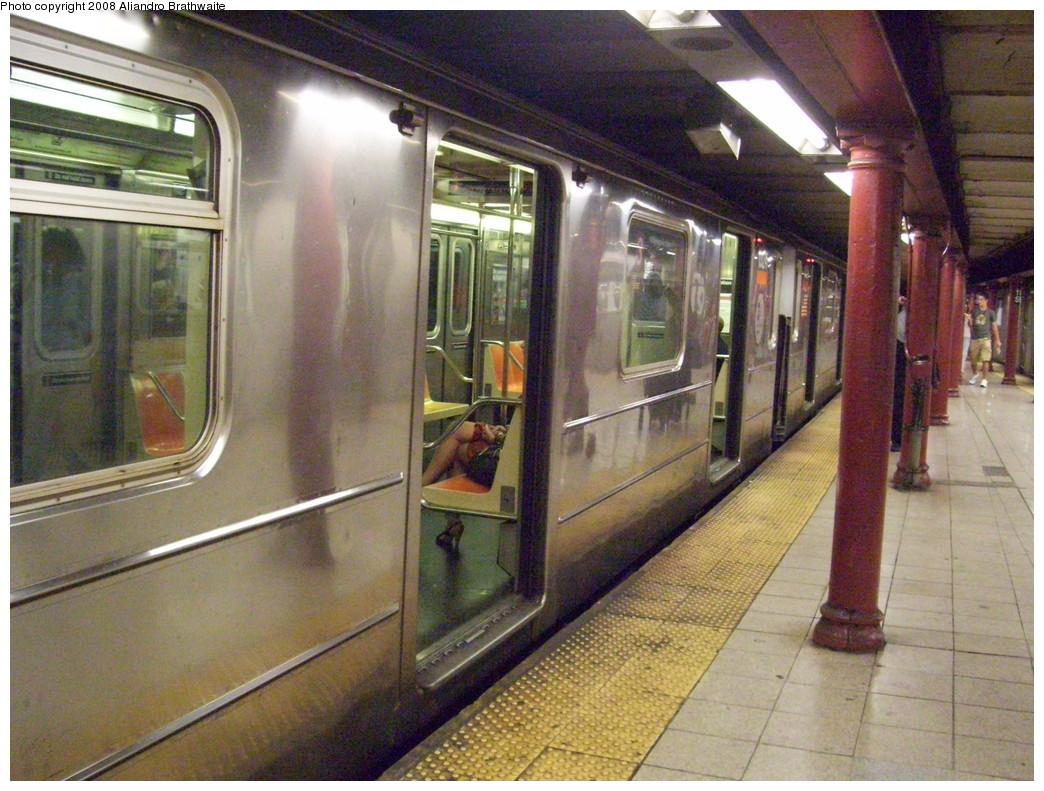 (271k, 1044x791)<br><b>Country:</b> United States<br><b>City:</b> New York<br><b>System:</b> New York City Transit<br><b>Line:</b> IRT Lenox Line<br><b>Location:</b> 110th Street/Central Park North <br><b>Route:</b> 3<br><b>Car:</b> R-62 (Kawasaki, 1983-1985)  1323 <br><b>Photo by:</b> Aliandro Brathwaite<br><b>Date:</b> 7/25/2008<br><b>Viewed (this week/total):</b> 0 / 2602