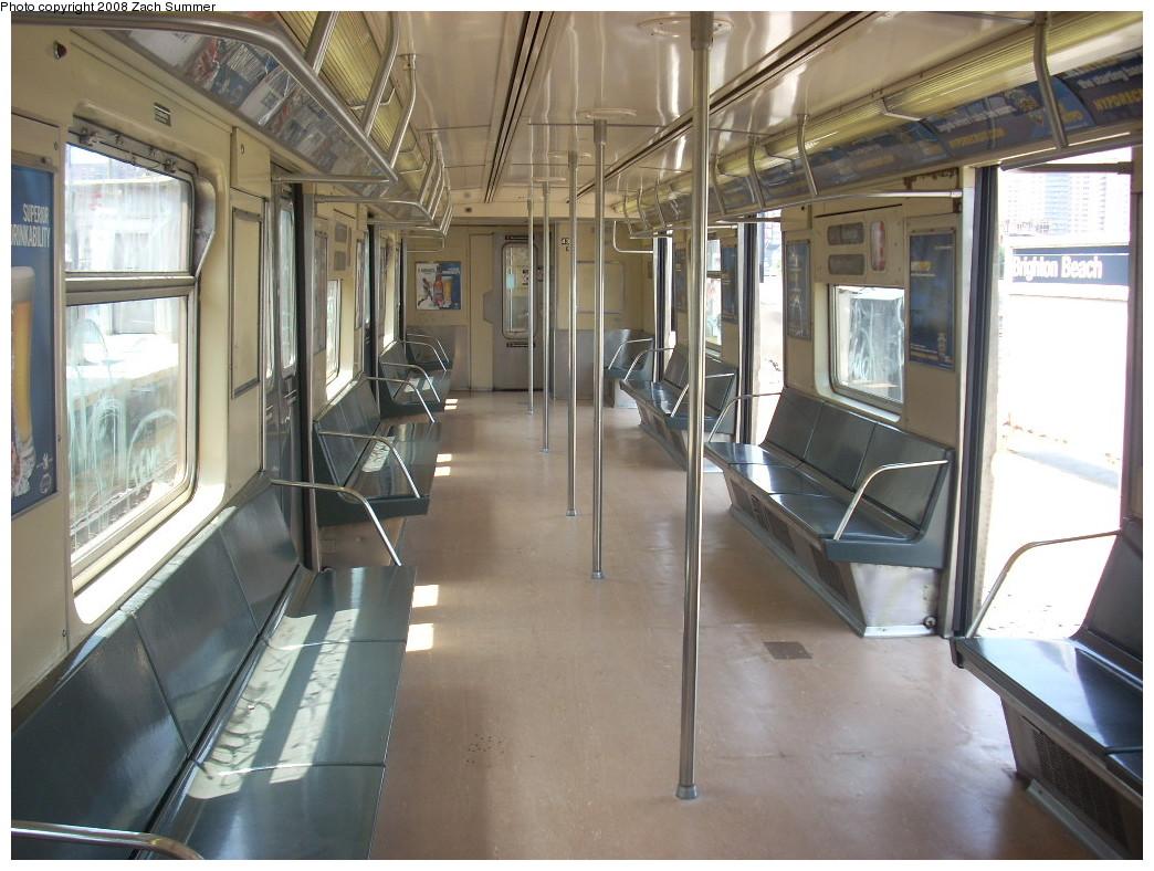 (252k, 1044x788)<br><b>Country:</b> United States<br><b>City:</b> New York<br><b>System:</b> New York City Transit<br><b>Route:</b> B<br><b>Car:</b> R-40 (St. Louis, 1968)  4302 <br><b>Photo by:</b> Zach Summer<br><b>Date:</b> 7/8/2008<br><b>Viewed (this week/total):</b> 1 / 1316