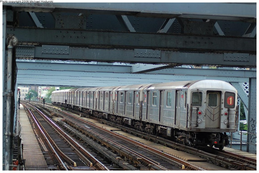 (273k, 1044x699)<br><b>Country:</b> United States<br><b>City:</b> New York<br><b>System:</b> New York City Transit<br><b>Line:</b> IRT West Side Line<br><b>Location:</b> Broadway Bridge <br><b>Route:</b> 1<br><b>Car:</b> R-62A (Bombardier, 1984-1987)  2290 <br><b>Photo by:</b> Michael Hodurski<br><b>Date:</b> 6/24/2008<br><b>Viewed (this week/total):</b> 0 / 1423