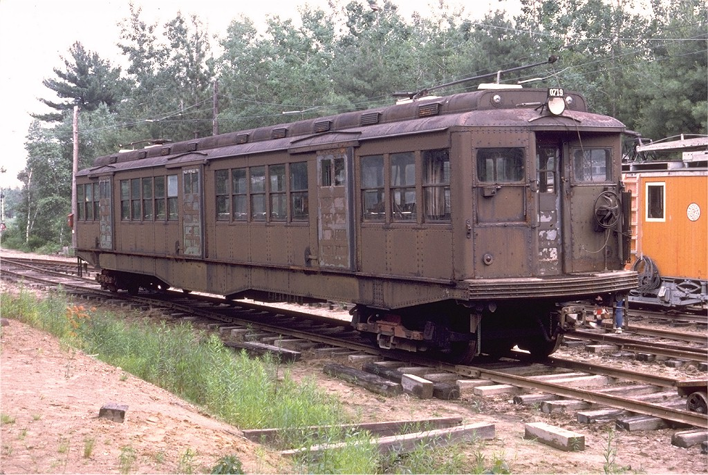 (285k, 1024x688)<br><b>Country:</b> United States<br><b>City:</b> Kennebunk, ME<br><b>System:</b> Seashore Trolley Museum <br><b>Car:</b> MBTA 0700 Series Cambridge-Dorchester (Osgood-Bradley, 1927)  0719 <br><b>Photo by:</b> Doug Grotjahn<br><b>Collection of:</b> Joe Testagrose<br><b>Date:</b> 7/1/1972<br><b>Viewed (this week/total):</b> 0 / 1176