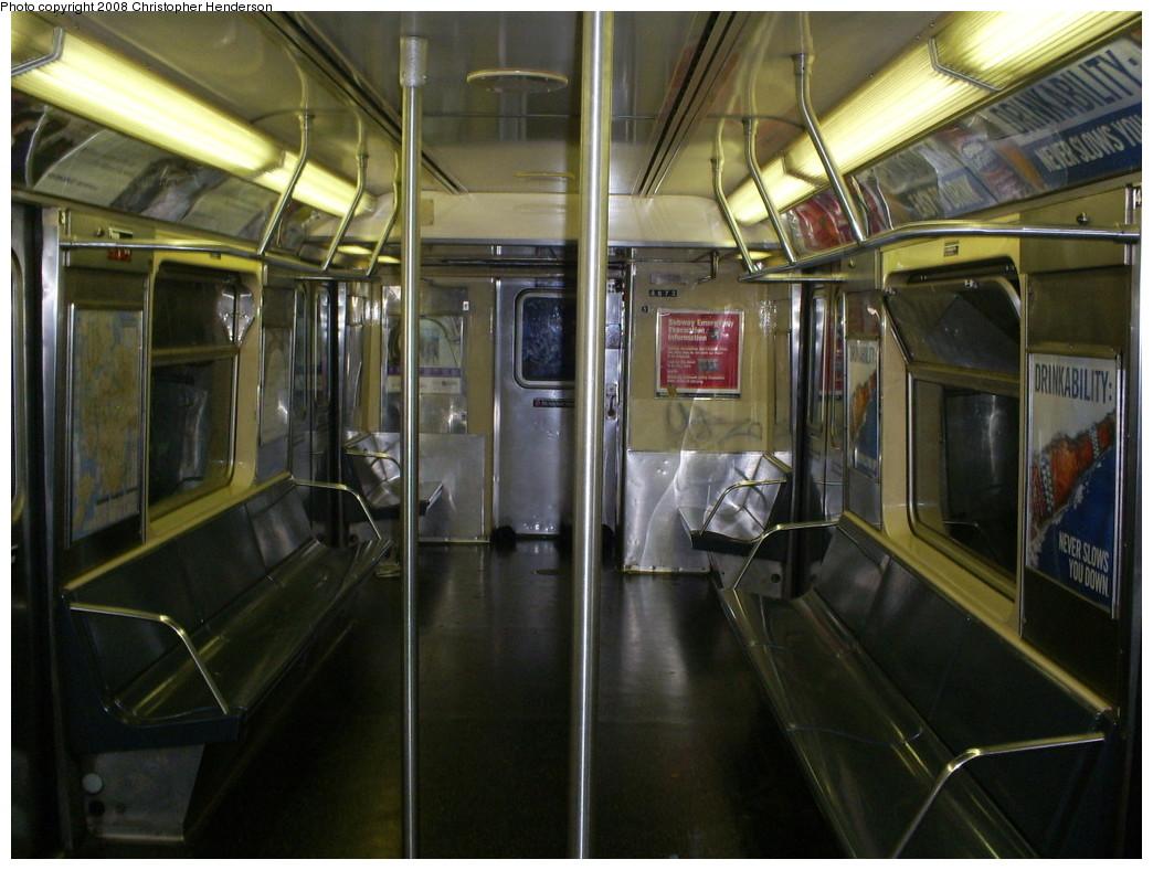 (250k, 1044x788)<br><b>Country:</b> United States<br><b>City:</b> New York<br><b>System:</b> New York City Transit<br><b>Route:</b> E<br><b>Car:</b> R-42 (St. Louis, 1969-1970)  4672 <br><b>Photo by:</b> Christopher Henderson<br><b>Date:</b> 8/4/2008<br><b>Viewed (this week/total):</b> 0 / 1109