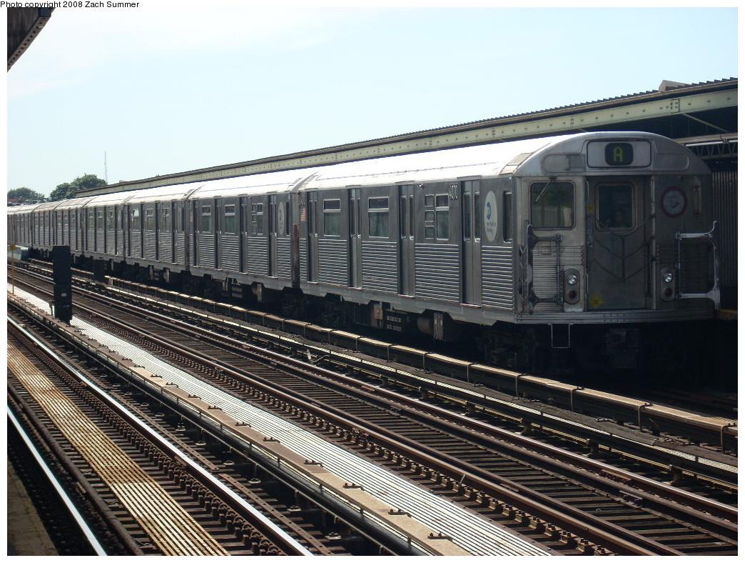 (303k, 1044x788)<br><b>Country:</b> United States<br><b>City:</b> New York<br><b>System:</b> New York City Transit<br><b>Line:</b> IND Fulton Street Line<br><b>Location:</b> 80th Street/Hudson Street <br><b>Route:</b> A<br><b>Car:</b> R-38 (St. Louis, 1966-1967)  4070 <br><b>Photo by:</b> Zach Summer<br><b>Date:</b> 7/10/2008<br><b>Viewed (this week/total):</b> 0 / 1026