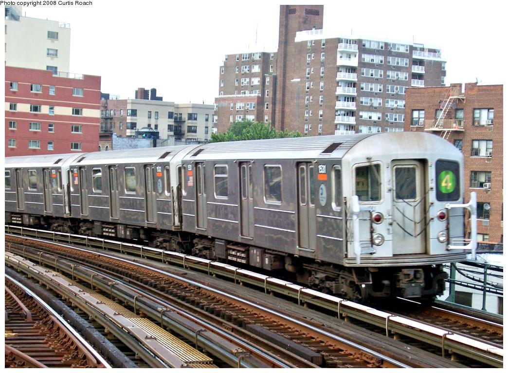(345k, 1044x768)<br><b>Country:</b> United States<br><b>City:</b> New York<br><b>System:</b> New York City Transit<br><b>Line:</b> IRT Woodlawn Line<br><b>Location:</b> Bedford Park Boulevard <br><b>Route:</b> 4<br><b>Car:</b> R-62 (Kawasaki, 1983-1985)  1531 <br><b>Photo by:</b> Curtis Roach<br><b>Date:</b> 8/13/2008<br><b>Viewed (this week/total):</b> 2 / 2680