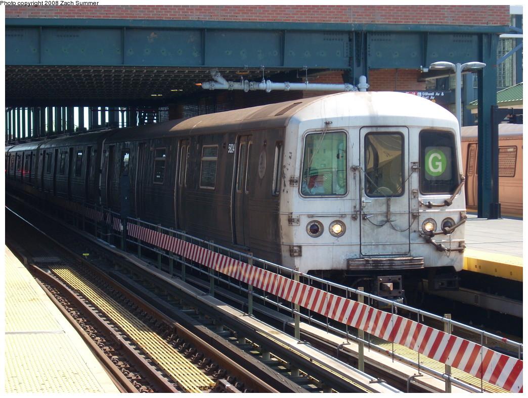 (297k, 1044x788)<br><b>Country:</b> United States<br><b>City:</b> New York<br><b>System:</b> New York City Transit<br><b>Location:</b> Coney Island/Stillwell Avenue<br><b>Route:</b> G<br><b>Car:</b> R-46 (Pullman-Standard, 1974-75) 5824 <br><b>Photo by:</b> Zach Summer<br><b>Date:</b> 7/13/2008<br><b>Viewed (this week/total):</b> 1 / 1642
