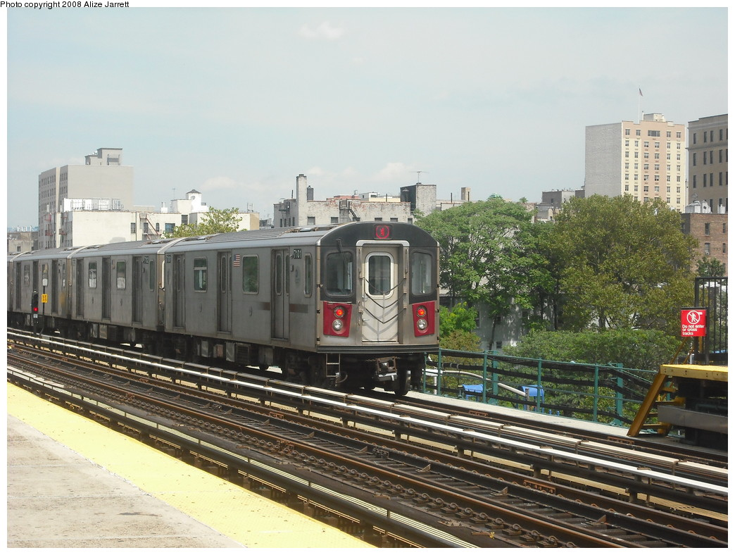 (243k, 1044x788)<br><b>Country:</b> United States<br><b>City:</b> New York<br><b>System:</b> New York City Transit<br><b>Line:</b> IRT Woodlawn Line<br><b>Location:</b> Mt. Eden Avenue <br><b>Route:</b> 4<br><b>Car:</b> R-142 (Option Order, Bombardier, 2002-2003)  7101 <br><b>Photo by:</b> Alize Jarrett<br><b>Date:</b> 8/13/2008<br><b>Viewed (this week/total):</b> 0 / 1666