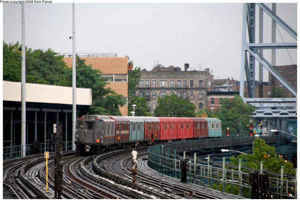 (243k, 1044x706)<br><b>Country:</b> United States<br><b>City:</b> New York<br><b>System:</b> New York City Transit<br><b>Line:</b> IRT West Side Line<br><b>Location:</b> 215th Street <br><b>Route:</b> Transit Museum Nostalgia Train<br><b>Car:</b> R-12 (American Car & Foundry, 1948) 5760 <br><b>Photo by:</b> Richard Panse<br><b>Date:</b> 8/2/2008<br><b>Viewed (this week/total):</b> 4 / 1768
