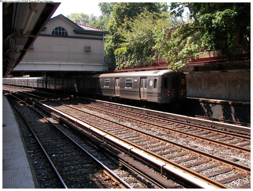 (422k, 1044x788)<br><b>Country:</b> United States<br><b>City:</b> New York<br><b>System:</b> New York City Transit<br><b>Line:</b> BMT Brighton Line<br><b>Location:</b> Beverley Road <br><b>Route:</b> Q<br><b>Car:</b> R-68A (Kawasaki, 1988-1989)  5158 <br><b>Photo by:</b> David-Paul Gerber<br><b>Date:</b> 8/18/2008<br><b>Viewed (this week/total):</b> 1 / 1378