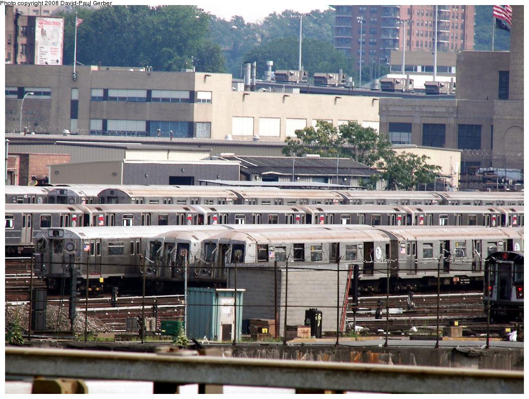 (341k, 1044x788)<br><b>Country:</b> United States<br><b>City:</b> New York<br><b>System:</b> New York City Transit<br><b>Location:</b> 207th Street Yard<br><b>Car:</b> R-40 (St. Louis, 1968)  4157 <br><b>Photo by:</b> David-Paul Gerber<br><b>Date:</b> 7/19/2008<br><b>Viewed (this week/total):</b> 2 / 1248