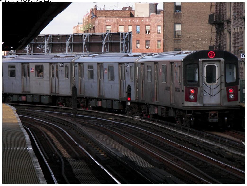 (276k, 1044x788)<br><b>Country:</b> United States<br><b>City:</b> New York<br><b>System:</b> New York City Transit<br><b>Line:</b> IRT White Plains Road Line<br><b>Location:</b> Simpson Street <br><b>Route:</b> 2<br><b>Car:</b> R-142 (Primary Order, Bombardier, 1999-2002)  6330 <br><b>Photo by:</b> David-Paul Gerber<br><b>Date:</b> 8/19/2008<br><b>Viewed (this week/total):</b> 0 / 2024