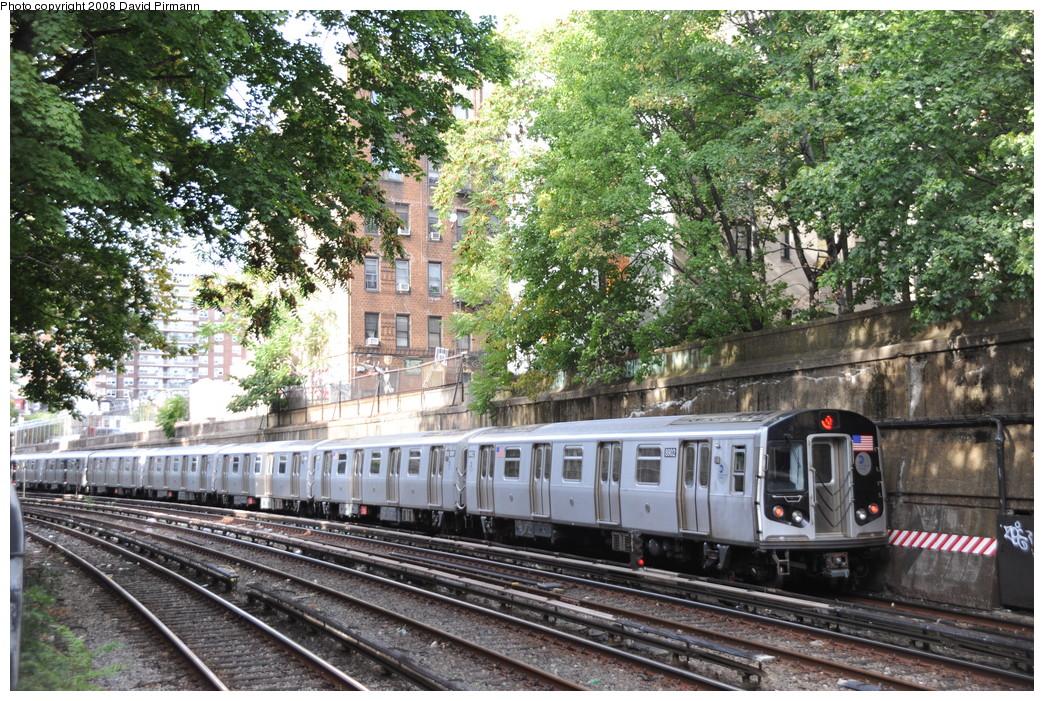 (405k, 1044x701)<br><b>Country:</b> United States<br><b>City:</b> New York<br><b>System:</b> New York City Transit<br><b>Line:</b> BMT Brighton Line<br><b>Location:</b> Parkside Avenue <br><b>Route:</b> Q<br><b>Car:</b> R-160B (Kawasaki, 2005-2008)  8902 <br><b>Photo by:</b> David Pirmann<br><b>Date:</b> 8/27/2008<br><b>Viewed (this week/total):</b> 0 / 2030