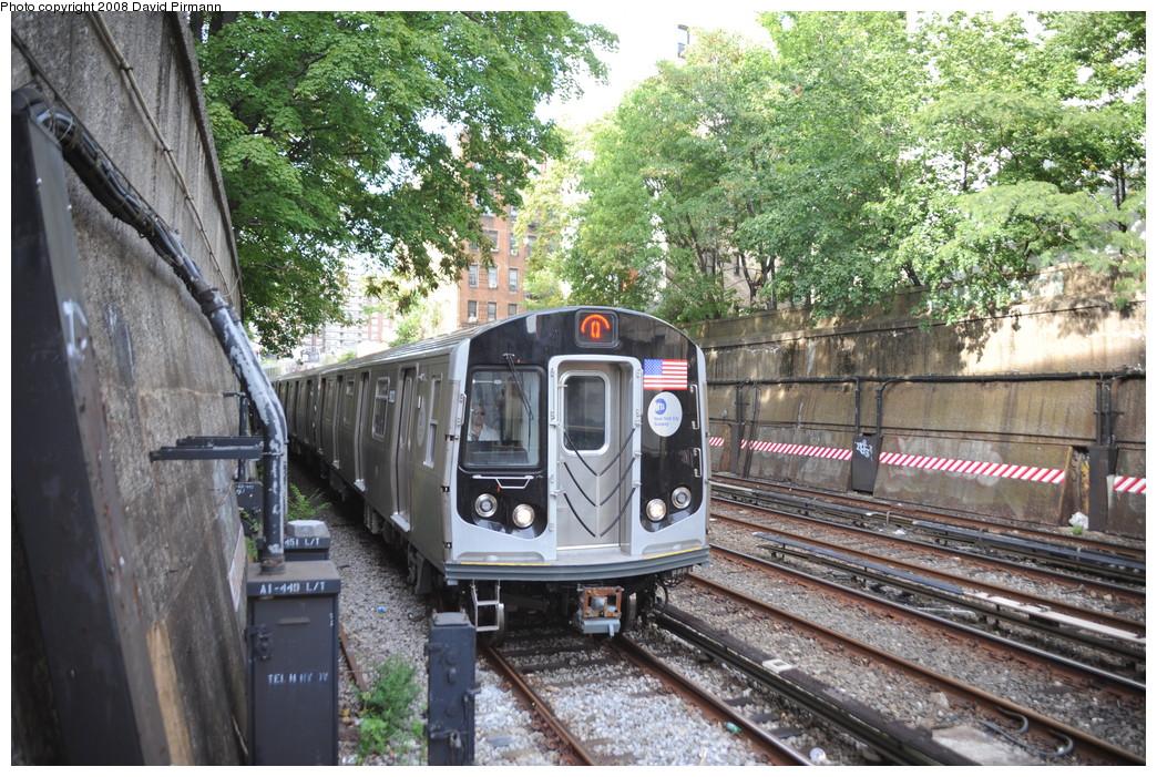 (369k, 1044x701)<br><b>Country:</b> United States<br><b>City:</b> New York<br><b>System:</b> New York City Transit<br><b>Line:</b> BMT Brighton Line<br><b>Location:</b> Parkside Avenue <br><b>Route:</b> Q<br><b>Car:</b> R-160B (Option 1) (Kawasaki, 2008-2009)  9023 <br><b>Photo by:</b> David Pirmann<br><b>Date:</b> 8/27/2008<br><b>Viewed (this week/total):</b> 0 / 2134