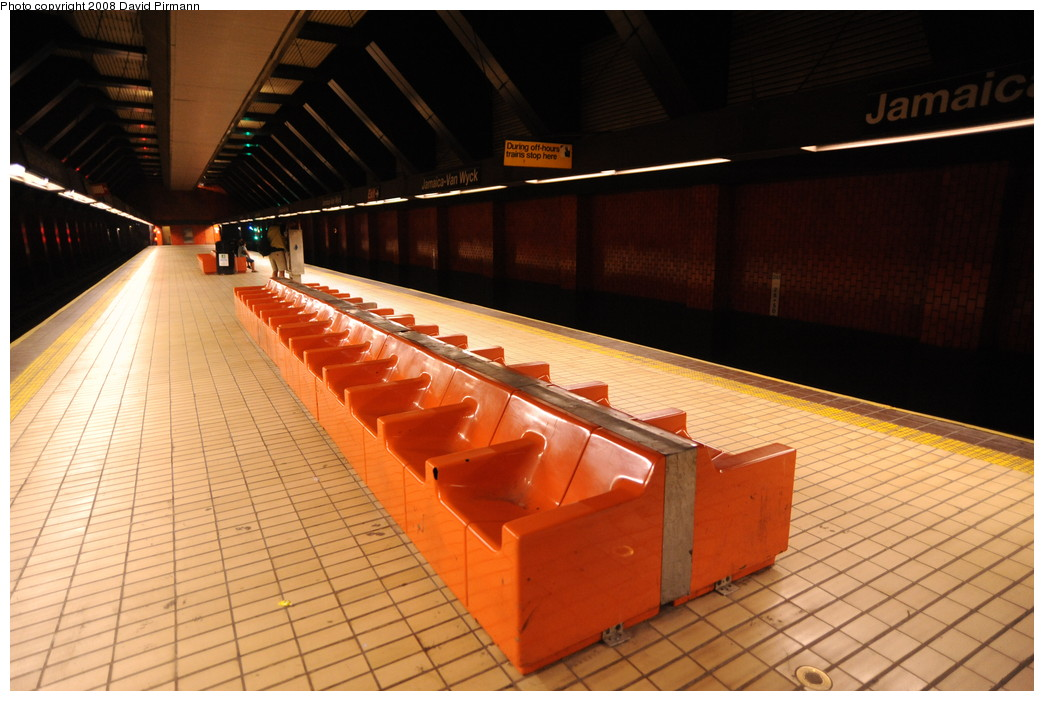 (247k, 1044x701)<br><b>Country:</b> United States<br><b>City:</b> New York<br><b>System:</b> New York City Transit<br><b>Line:</b> IND Queens Boulevard Line<br><b>Location:</b> Jamaica/Van Wyck <br><b>Photo by:</b> David Pirmann<br><b>Date:</b> 8/27/2008<br><b>Viewed (this week/total):</b> 0 / 1871