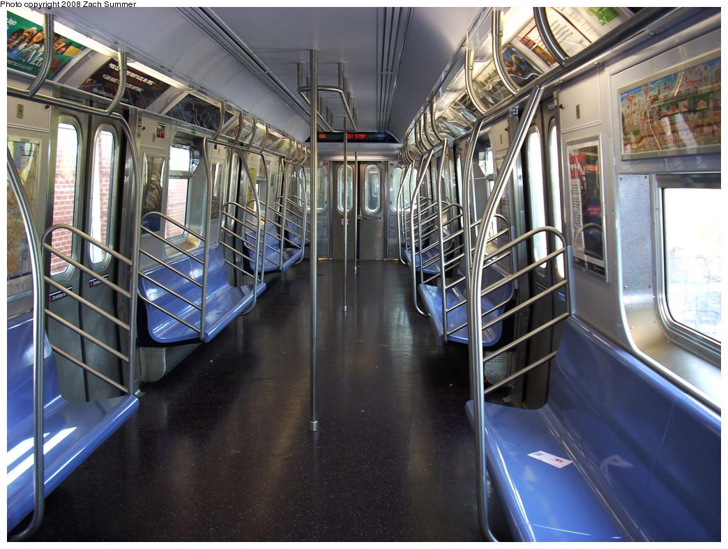 (316k, 1044x788)<br><b>Country:</b> United States<br><b>City:</b> New York<br><b>System:</b> New York City Transit<br><b>Route:</b> N<br><b>Car:</b> R-160B (Kawasaki, 2005-2008)  8866 <br><b>Photo by:</b> Zach Summer<br><b>Date:</b> 7/20/2008<br><b>Viewed (this week/total):</b> 2 / 1665