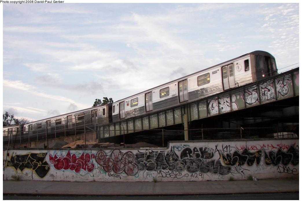 (210k, 1044x703)<br><b>Country:</b> United States<br><b>City:</b> New York<br><b>System:</b> New York City Transit<br><b>Line:</b> BMT West End Line<br><b>Location:</b> 9th Avenue <br><b>Route:</b> D<br><b>Car:</b> R-68 (Westinghouse-Amrail, 1986-1988)  2588 <br><b>Photo by:</b> David-Paul Gerber<br><b>Date:</b> 9/5/2008<br><b>Viewed (this week/total):</b> 0 / 1706