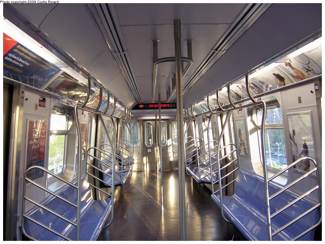 (252k, 1044x783)<br><b>Country:</b> United States<br><b>City:</b> New York<br><b>System:</b> New York City Transit<br><b>Route:</b> Q<br><b>Car:</b> R-160B (Kawasaki, 2005-2008)  8949 <br><b>Photo by:</b> Curtis Roach<br><b>Date:</b> 8/31/2008<br><b>Viewed (this week/total):</b> 0 / 1993
