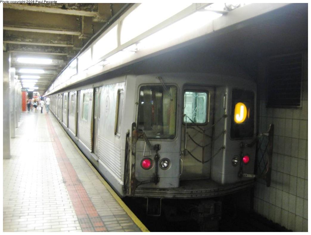 (149k, 1044x788)<br><b>Country:</b> United States<br><b>City:</b> New York<br><b>System:</b> New York City Transit<br><b>Line:</b> BMT Nassau Street/Jamaica Line<br><b>Location:</b> Sutphin Blvd.-Archer Ave./JFK <br><b>Route:</b> J<br><b>Car:</b> R-42 (St. Louis, 1969-1970)  4811 <br><b>Photo by:</b> Paul Pesante<br><b>Date:</b> 9/7/2008<br><b>Notes:</b> Lower level<br><b>Viewed (this week/total):</b> 0 / 1861