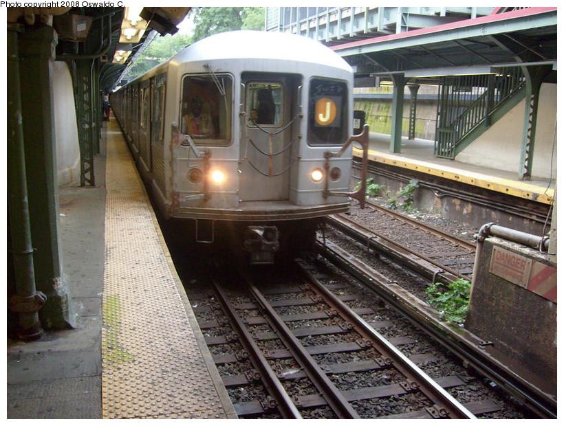 (218k, 820x620)<br><b>Country:</b> United States<br><b>City:</b> New York<br><b>System:</b> New York City Transit<br><b>Line:</b> BMT Brighton Line<br><b>Location:</b> Prospect Park <br><b>Route:</b> J reroute<br><b>Car:</b> R-42 (St. Louis, 1969-1970)   <br><b>Photo by:</b> Oswaldo C.<br><b>Date:</b> 9/13/2008<br><b>Viewed (this week/total):</b> 4 / 1948