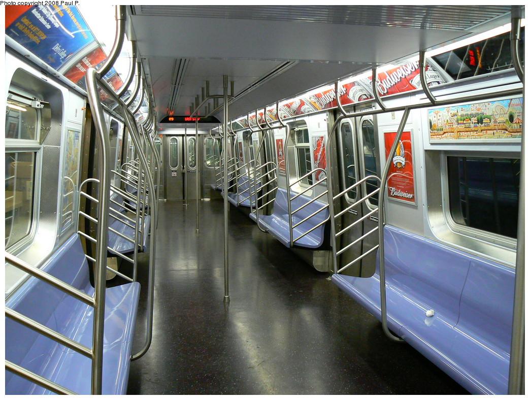 (307k, 1044x788)<br><b>Country:</b> United States<br><b>City:</b> New York<br><b>System:</b> New York City Transit<br><b>Route:</b> M<br><b>Car:</b> R-160A-1 (Alstom, 2005-2008, 4 car sets)  8391 <br><b>Photo by:</b> Paul P.<br><b>Date:</b> 8/27/2008<br><b>Viewed (this week/total):</b> 1 / 2044