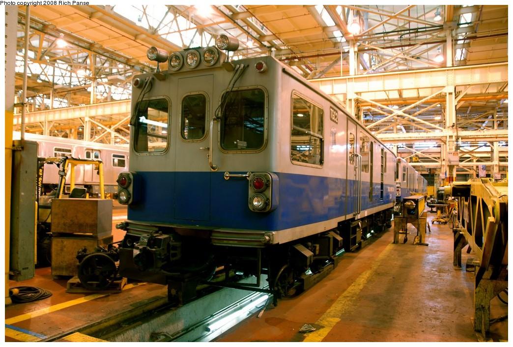 (234k, 1044x706)<br><b>Country:</b> United States<br><b>City:</b> New York<br><b>System:</b> New York City Transit<br><b>Location:</b> Coney Island Shop/Overhaul & Repair Shop<br><b>Car:</b> Track Geometry Car TGC2 <br><b>Photo by:</b> Richard Panse<br><b>Date:</b> 9/13/2008<br><b>Viewed (this week/total):</b> 0 / 1491