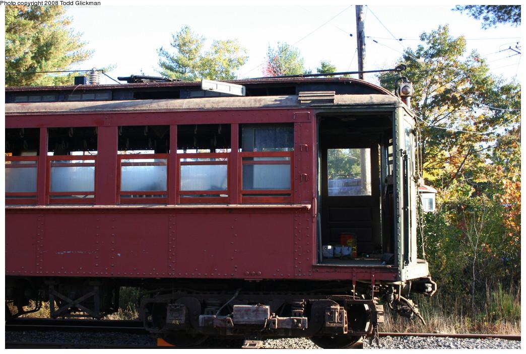 (274k, 1044x703)<br><b>Country:</b> United States<br><b>City:</b> Kennebunk, ME<br><b>System:</b> Seashore Trolley Museum <br><b>Car:</b> Hi-V 3352 <br><b>Photo by:</b> Todd Glickman<br><b>Date:</b> 10/11/2008<br><b>Viewed (this week/total):</b> 0 / 898
