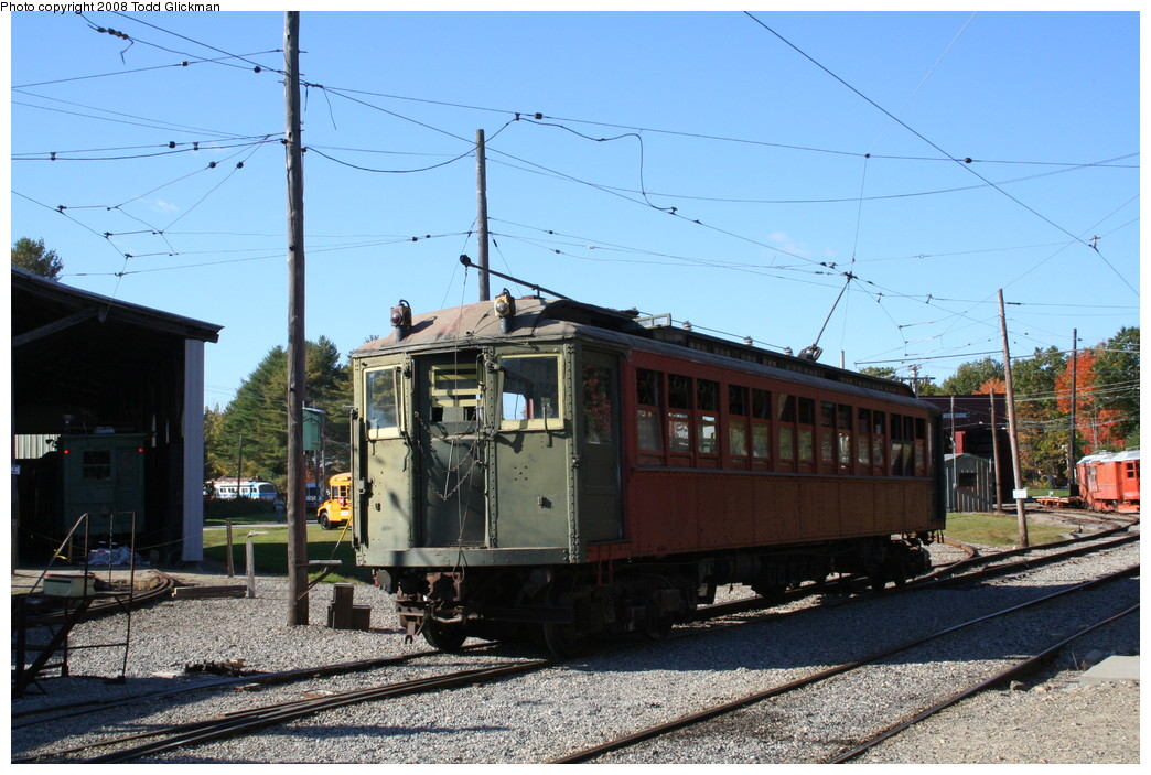(233k, 1044x703)<br><b>Country:</b> United States<br><b>City:</b> Kennebunk, ME<br><b>System:</b> Seashore Trolley Museum <br><b>Car:</b> Hi-V 3352 <br><b>Photo by:</b> Todd Glickman<br><b>Date:</b> 10/11/2008<br><b>Viewed (this week/total):</b> 0 / 1075