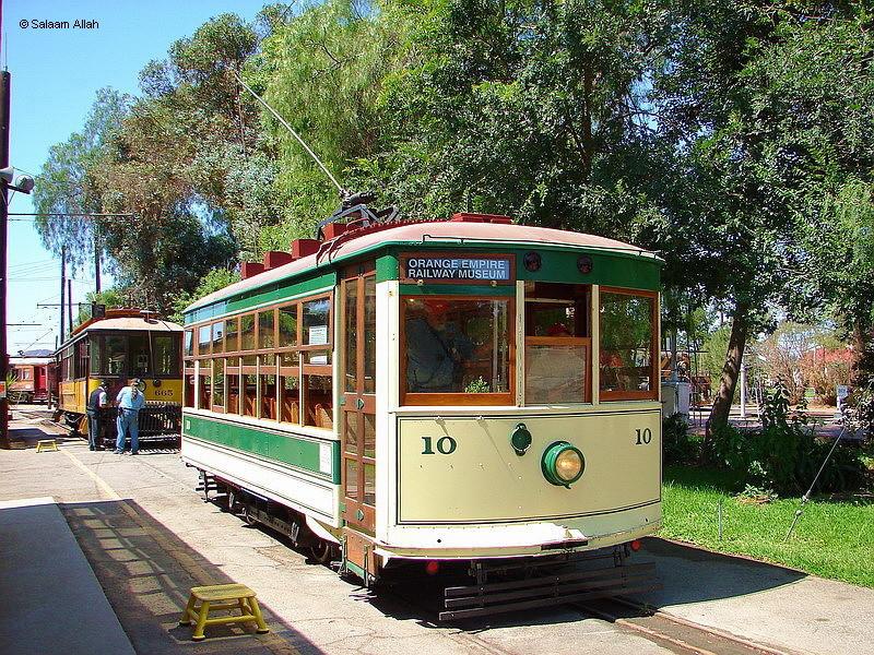 (284k, 800x600)<br><b>Country:</b> United States<br><b>City:</b> Perris, CA<br><b>System:</b> Orange Empire Railway Museum <br><b>Car:</b>  10 <br><b>Photo by:</b> Salaam Allah<br><b>Date:</b> 7/13/2007<br><b>Viewed (this week/total):</b> 0 / 1023