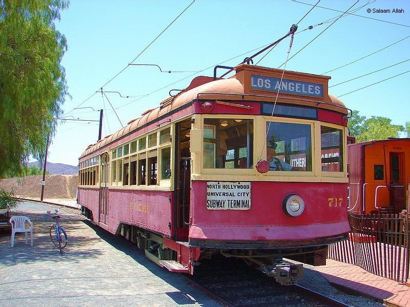 (188k, 800x600)<br><b>Country:</b> United States<br><b>City:</b> Perris, CA<br><b>System:</b> Orange Empire Railway Museum <br><b>Car:</b>  717 <br><b>Photo by:</b> Salaam Allah<br><b>Date:</b> 7/13/2007<br><b>Viewed (this week/total):</b> 0 / 859