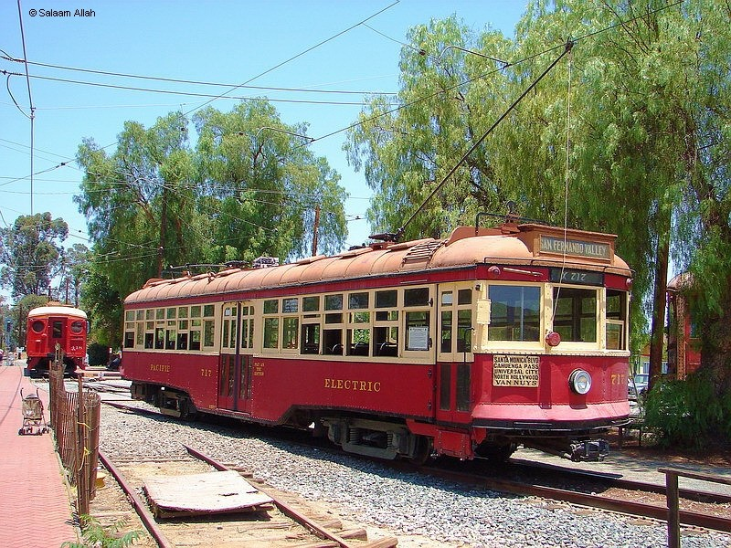 (242k, 800x600)<br><b>Country:</b> United States<br><b>City:</b> Perris, CA<br><b>System:</b> Orange Empire Railway Museum <br><b>Car:</b>  717 <br><b>Photo by:</b> Salaam Allah<br><b>Date:</b> 7/13/2007<br><b>Viewed (this week/total):</b> 0 / 807