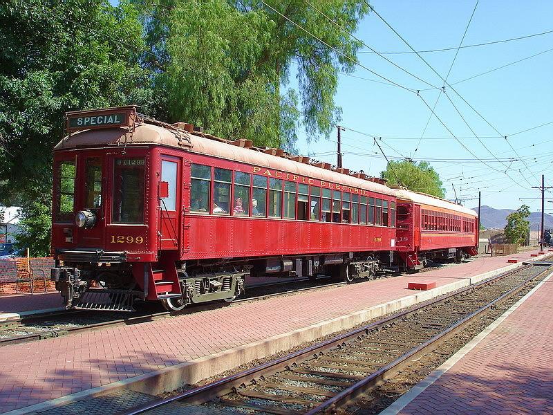 (253k, 800x600)<br><b>Country:</b> United States<br><b>City:</b> Perris, CA<br><b>System:</b> Orange Empire Railway Museum <br><b>Car:</b>  1299 <br><b>Photo by:</b> Salaam Allah<br><b>Date:</b> 7/13/2007<br><b>Viewed (this week/total):</b> 2 / 1816