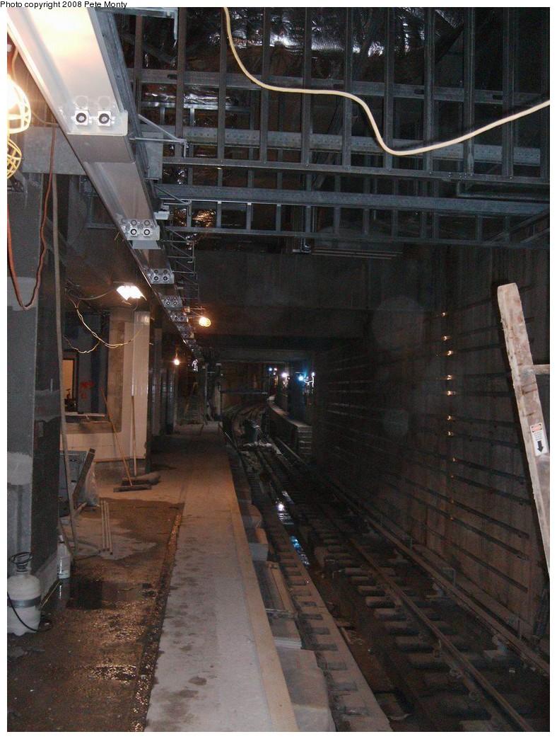 (214k, 788x1044)<br><b>Country:</b> United States<br><b>City:</b> New York<br><b>System:</b> New York City Transit<br><b>Line:</b> IRT West Side Line<br><b>Location:</b> South Ferry (New Station) <br><b>Photo by:</b> Pete Monty<br><b>Date:</b> 10/13/2008<br><b>Viewed (this week/total):</b> 1 / 2682