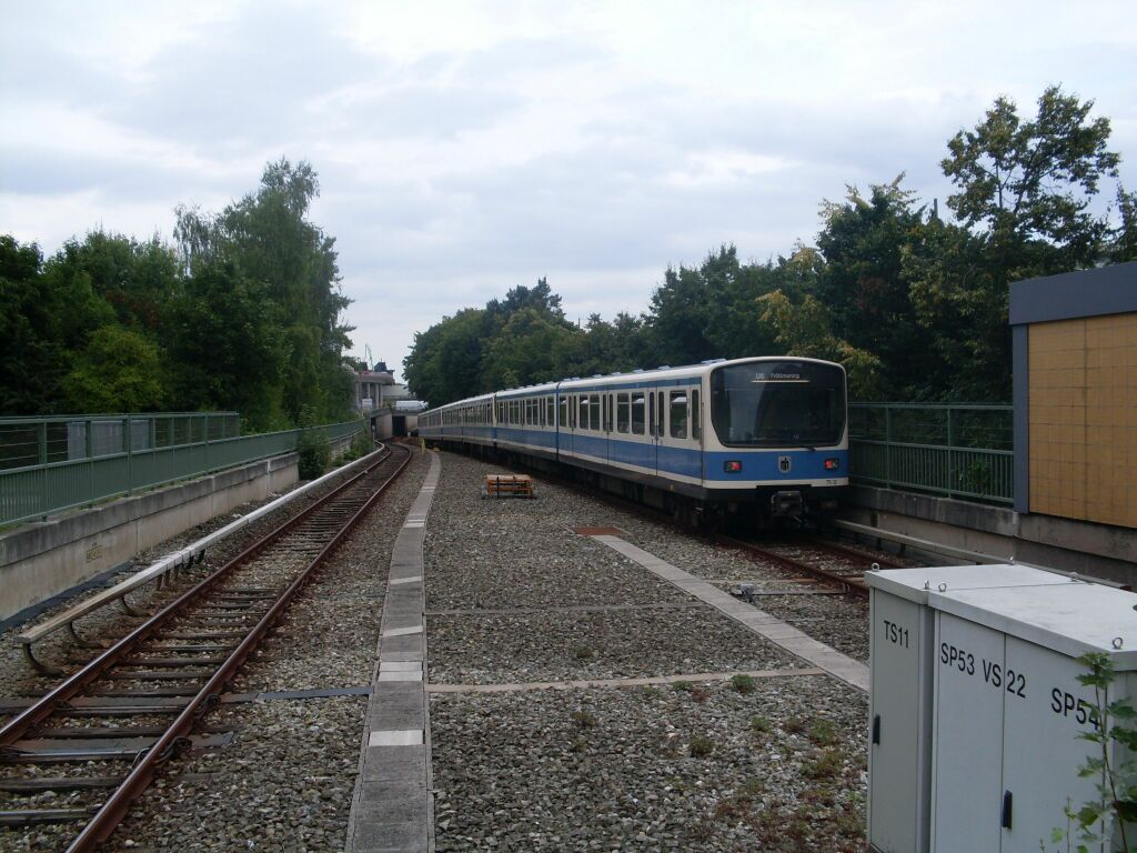 (145k, 1024x768)<br><b>Country:</b> Germany<br><b>City:</b> Munich<br><b>System:</b> München Verkehrsgesellschaft (MVG) <br><b>Line:</b> Munich U-Bahn U6<br><b>Location:</b> Studentenstadt <br><b>Route:</b> U6<br><b>Car:</b>  7512 <br><b>Photo by:</b> Jos Straathof<br><b>Date:</b> 8/14/2008<br><b>Viewed (this week/total):</b> 1 / 481