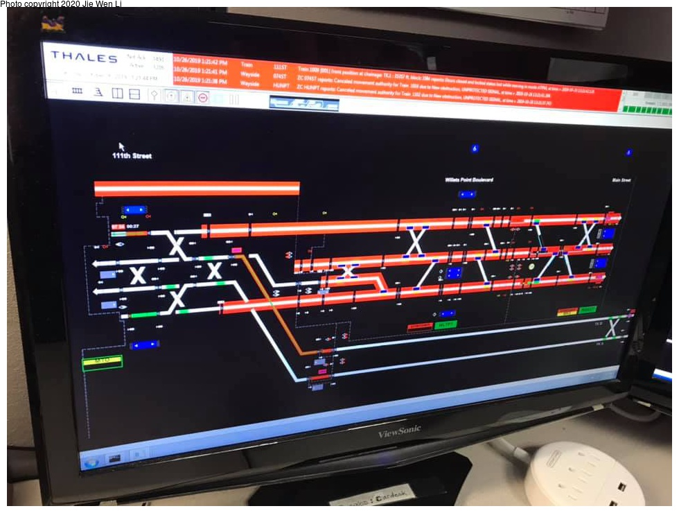 (173k, 1044x684)<br><b>Country:</b> United States<br><b>City:</b> New York<br><b>System:</b> New York City Transit<br><b>Line:</b> BMT Brighton Line<br><b>Location:</b> Brighton Beach <br><b>Route:</b> Q<br><b>Car:</b> R-32 (Budd, 1964)  3359 <br><b>Photo by:</b> Joel Shanus<br><b>Date:</b> 9/14/1964<br><b>Notes:</b> First day of passenger service.<br><b>Viewed (this week/total):</b> 8 / 3748