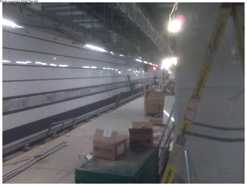 (167k, 1044x788)<br><b>Country:</b> United States<br><b>City:</b> New York<br><b>System:</b> New York City Transit<br><b>Line:</b> IRT West Side Line<br><b>Location:</b> South Ferry (New Station) <br><b>Photo by:</b> The NX<br><b>Date:</b> 11/20/2008<br><b>Viewed (this week/total):</b> 0 / 1875