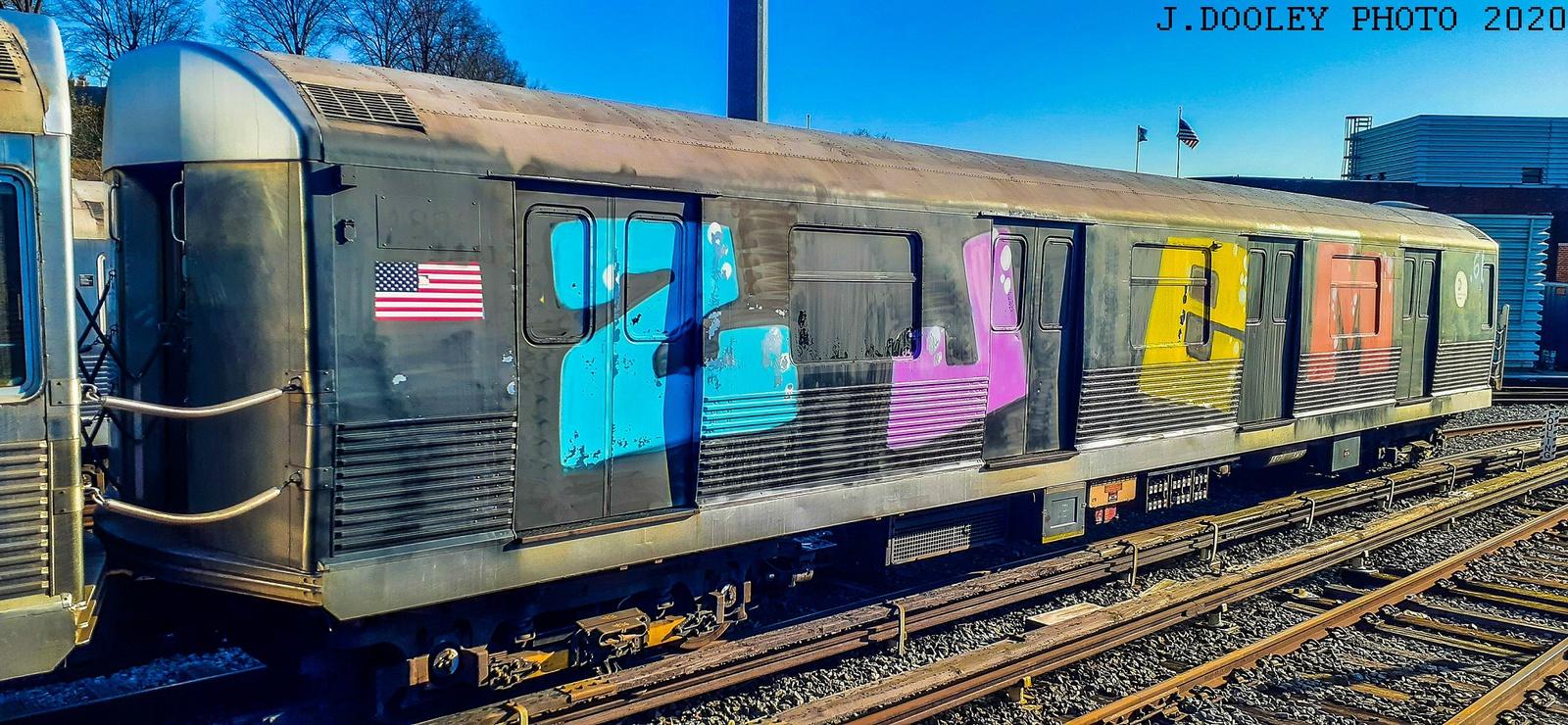 (365k, 1044x843)<br><b>Country:</b> United States<br><b>City:</b> New York<br><b>System:</b> New York City Transit<br><b>Route:</b> Fan Trip<br><b>Car:</b> BMT Elevated Gate Car 1315/1382 <br><b>Photo by:</b> Joel Shanus<br><b>Date:</b> 4/22/1956<br><b>Viewed (this week/total):</b> 2 / 1537
