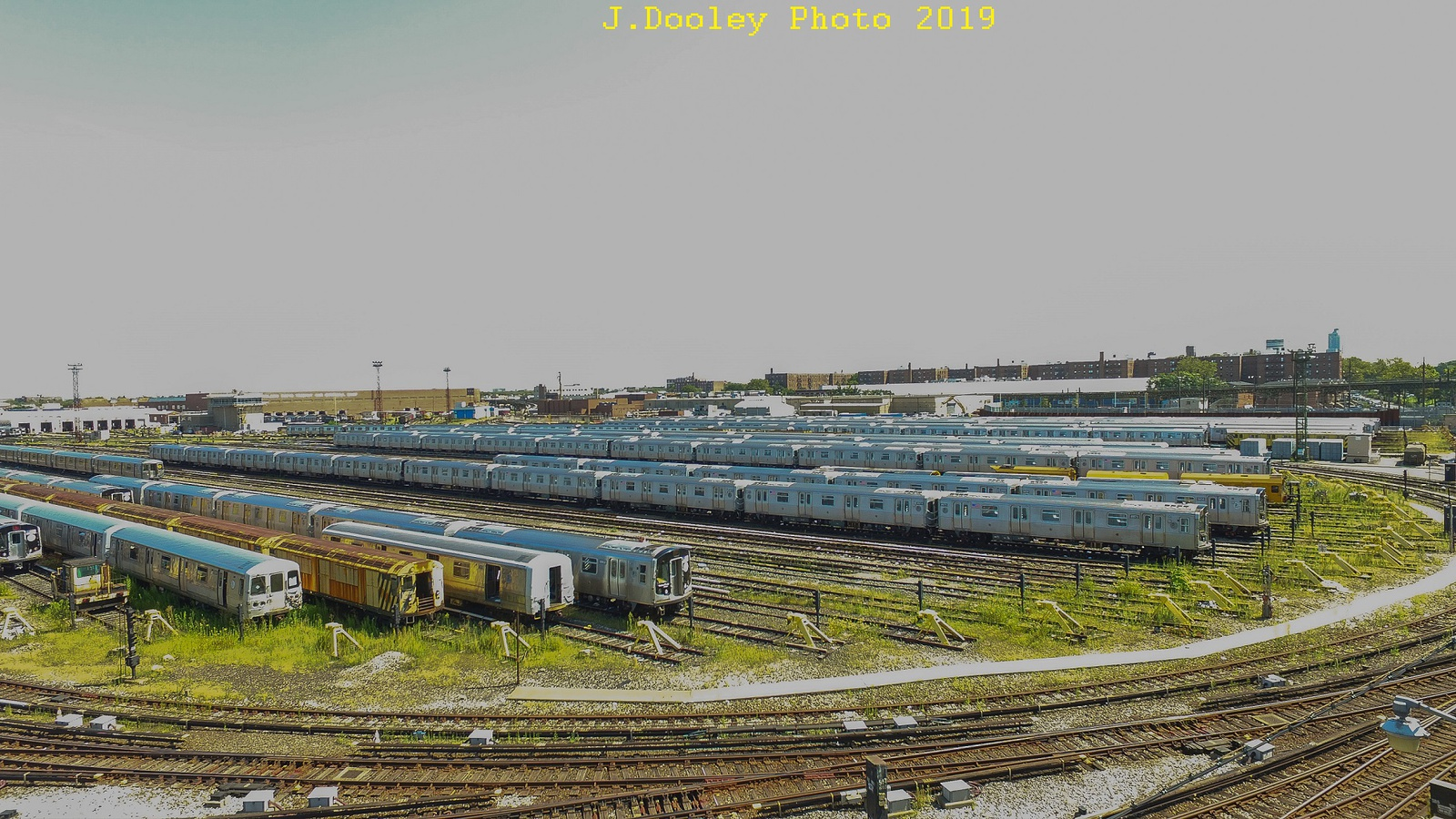 (280k, 1044x838)<br><b>Country:</b> United States<br><b>City:</b> New York<br><b>System:</b> New York City Transit<br><b>Line:</b> IND Fulton Street Line<br><b>Location:</b> Lefferts Boulevard <br><b>Car:</b> BMT Multi  <br><b>Photo by:</b> Joel Shanus<br><b>Viewed (this week/total):</b> 2 / 1719