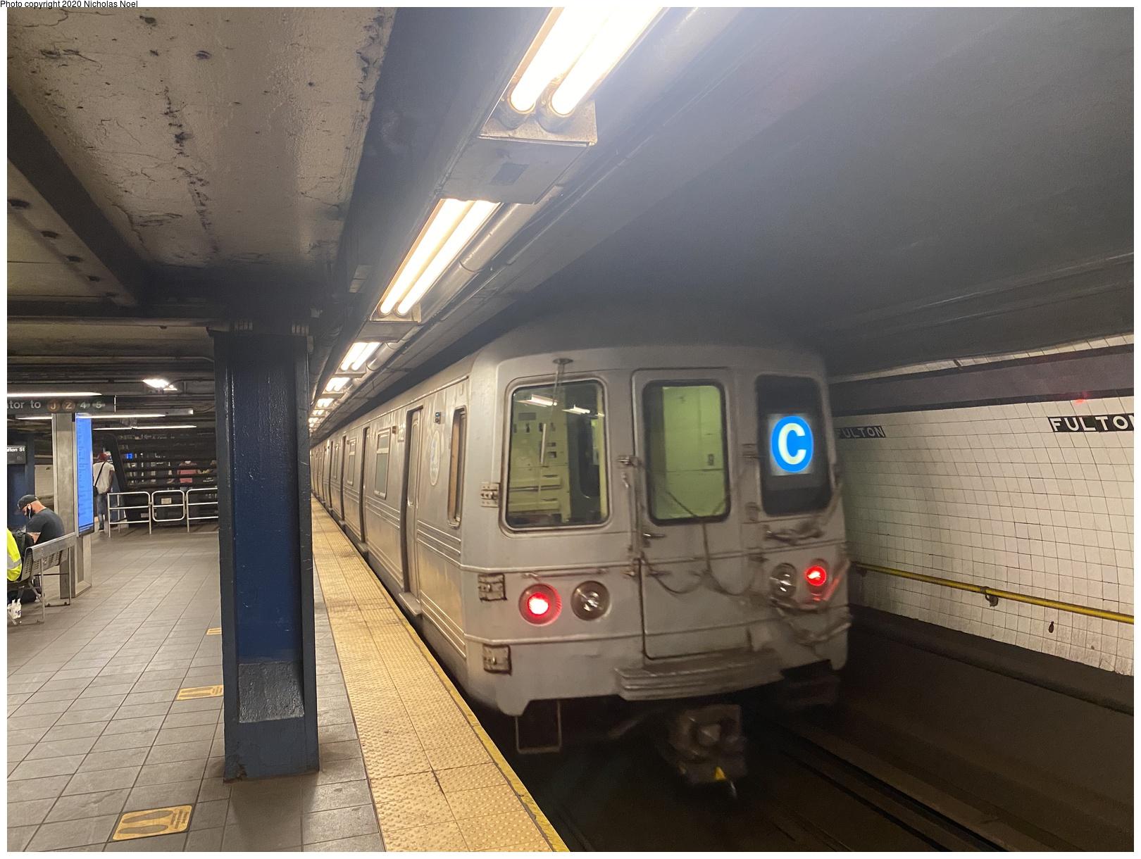 (267k, 1044x816)<br><b>Country:</b> United States<br><b>City:</b> New York<br><b>System:</b> New York City Transit<br><b>Line:</b> BMT Fulton<br><b>Location:</b> Rockaway Avenue <br><b>Car:</b> BMT C  <br><b>Photo by:</b> Joel Shanus<br><b>Viewed (this week/total):</b> 1 / 1766