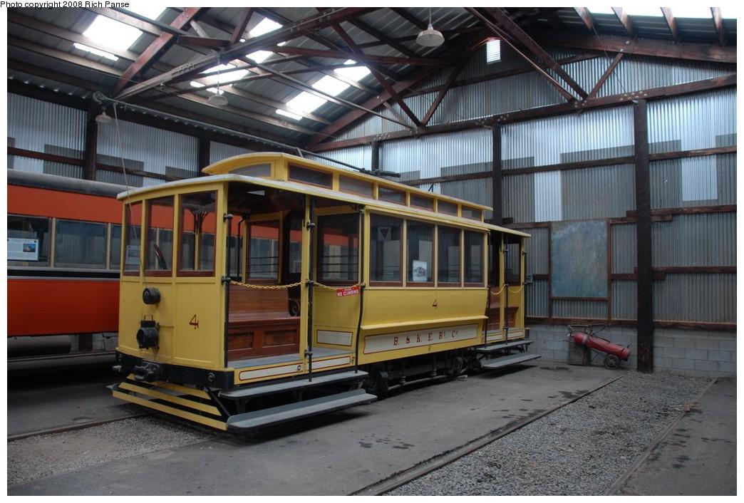 (220k, 1044x706)<br><b>Country:</b> United States<br><b>City:</b> Perris, CA<br><b>System:</b> Orange Empire Railway Museum <br><b>Car:</b>  4 <br><b>Photo by:</b> Richard Panse<br><b>Date:</b> 6/15/2008<br><b>Viewed (this week/total):</b> 0 / 732