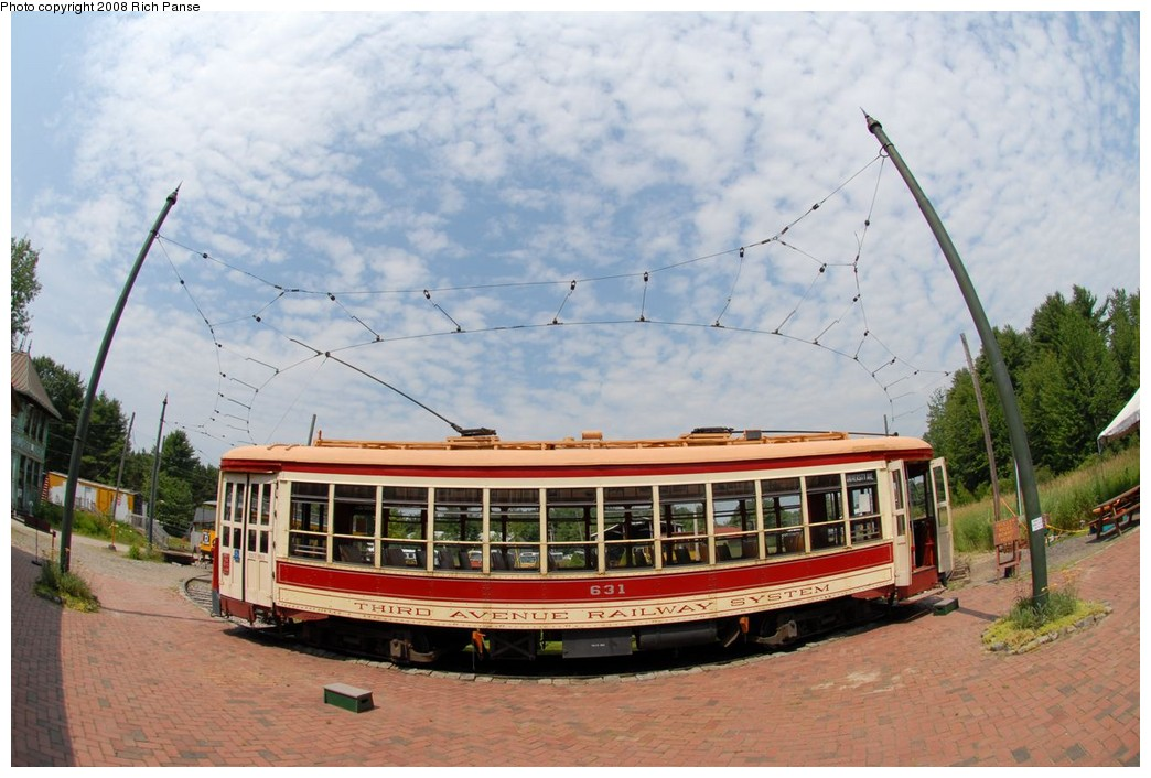 (211k, 1044x706)<br><b>Country:</b> United States<br><b>City:</b> Kennebunk, ME<br><b>System:</b> Seashore Trolley Museum <br><b>Car:</b> TARS 631 <br><b>Photo by:</b> Richard Panse<br><b>Date:</b> 7/18/2008<br><b>Viewed (this week/total):</b> 0 / 530
