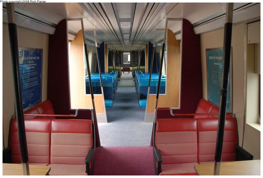 railroad net view topic un rehabilitated amfleets. Black Bedroom Furniture Sets. Home Design Ideas
